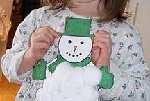 pehmeä lumiukko