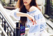 I Love After School ⚠ / After School:  Active: 2009-//// Debut date: 17.01.2009  Members: Raina - 07.05.1989 (28) Nana - 14.09.1991 (26) Lizzy - 31.07.1992 (25) Eyoung - 16.08.1992 (25) Ka Eun - 20.08.1994 (24)  Former members: Kahi - 25.12.1980 (37) JungA - 02.08.1983 (34) Soyoung - 29.03.1986 (31) Juyeon - 19.03.1987 (30) Uee - 09.04.1988 (29) Bekah - 11.08.1989 (28)