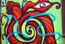 Street Art or Graffiti? You decide :)
