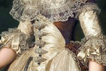 1700-luku / 1700-luvun fashion and more