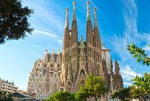 Barcelona City Tour / Lugares de Barcelona para visitar en un city tour o ruta turística.