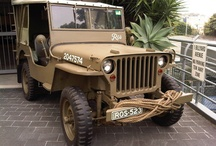 Willys MB / 1941-1945 Willys MB / by Kaiser Willys Auto Supply