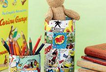 CM ideas - arts & crafts