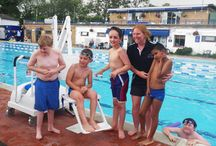 UK Pool Hoists / Places in the UK that you can find a swimming pool hoist in establishments open to the public.