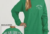 UNT-Go MEAN GREEN