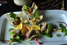 Champagne & Food Pairing / Food & Champagne