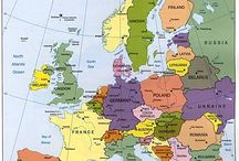 Europe / by Lori, Mrs. Sergeant