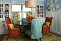 Pretty Dining Rooms