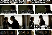 BBC: Sherlock / by Quirky Bibliophile