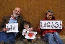 We love LOGOS pics / Churches everywhere love LOGOS!