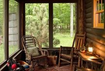 Cabins/ Nooks/ Comfy