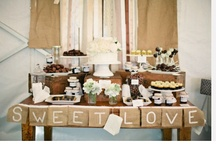 Decadent Dessert Tables / Yummy ways to display desserts to your guests / by Mill Crest Vintage