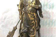 Tượng Quan Công / Các mẫu tượng gỗ Quan Công đẹp
