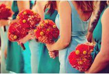 Bridesmaids. / by Erica Bennett
