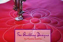 Quilting designs