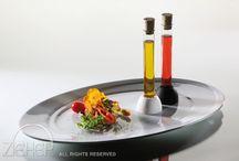 LA COCINA ES UN LABORATORIO / 10 ideas para presentar salsas, aceites, aderezos y vinagres