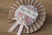 A Vintage Styled Hen Party / A collection of beautiful hen party accessories for the vintage loving bride to be and her lovely hens.