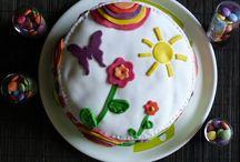 Gâteaux rigolos / Des gâteaux d'anniversaire rigolos pour les enfants,