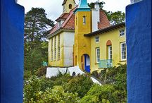 Portmeirion Village / A selection of photographs of the beautiful village of Portmeirion