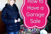 garage sale / by Kristin Peterson