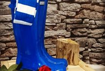 Riding Boots & Wellingtons / Take a look at our range of riding boots and wellingtons from brands such as Toggi & Sporting Hares!