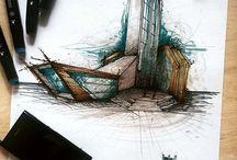 Architektura / inspired by Roqszanka