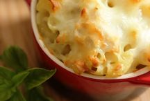 Mac & Cheese / by Ali Andrus