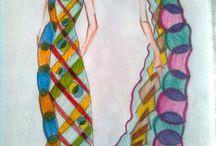 GEOMETRIC DRESSES & COLOR