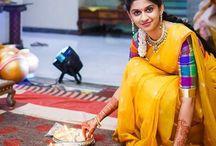 south indian saree always amazing