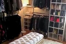Home - wardrobe space