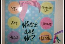 Classroom Organizing / by Christina Butz