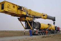 Cranes / Machines