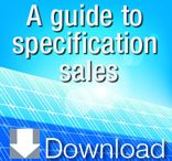 Specification Sales Jobs / A Specification Sales Job is an exciting and rewarding position that should be considered by anyone looking to develop a sales career in the building products industry.
