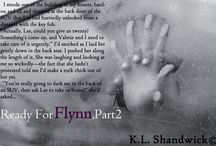 Ready For Flynn,Part2 / second part to the story about Valerie and Flynn