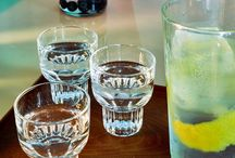 Spirits / Imbibe! Mostly gin and vodka.  / by ironspy