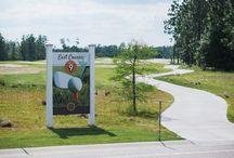 Golf / Golf courses around Leland, NC and North Brunswick County.