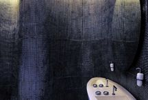 Powder Rooms / Baths, Vanities, and amazing Showers