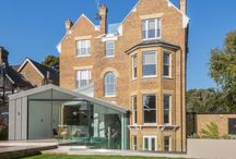Luxury Glass Extensions / Glass extensions to wow and inspire your building project