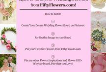 Dream Wedding Flowers