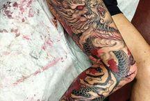 Leg dragon