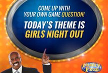 Game Questions Submissions / by Family Feud