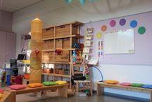 Inredning klassrum