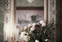Mantles and Mirrors / by Gayle Ahrens Design