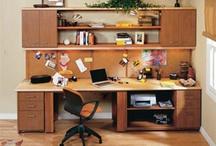 Desk  / by Ruth Hendershot