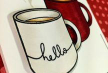 Card Ideas (Coffee) / by Shelia Sommers