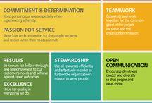 Core Values / Strategic Planning