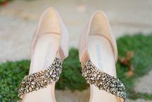 African Canadian Weddings Bridal Shoe Inspiration