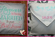 Embroider Buddy Pillows Ideas