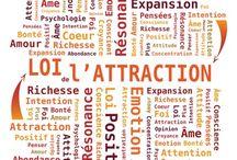 Loi d'Attraction / Laurie Audibert, Coach holistique, est spécialisée en Loi d'Attraction et anime régulièrement des ateliers et des conférences sur ce thème.