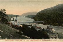 Jefferson Rock - Harper's Ferry